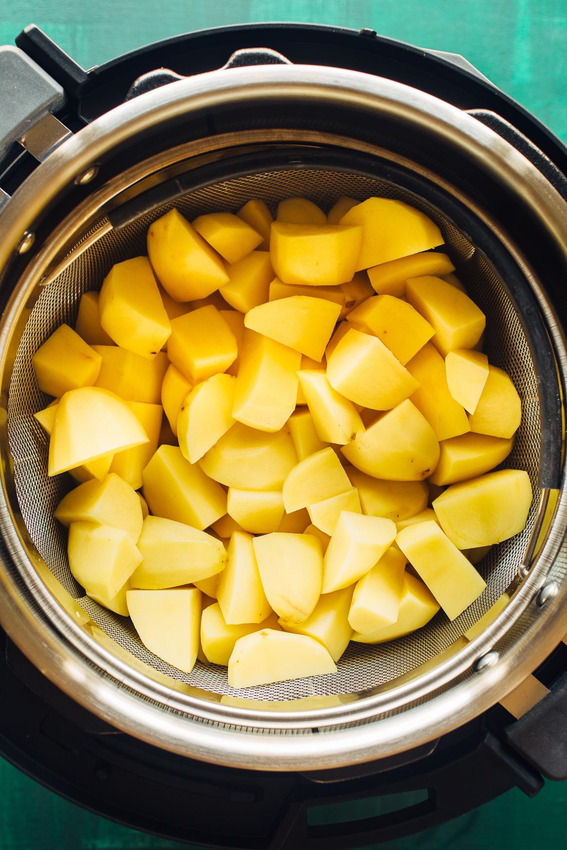 Potatoes in an Instant Pot