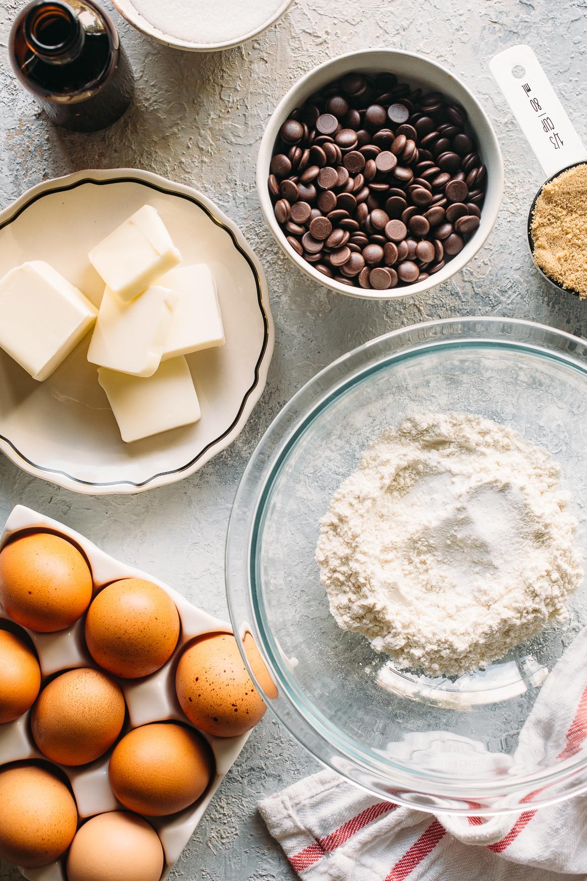 Cookie Ingredients