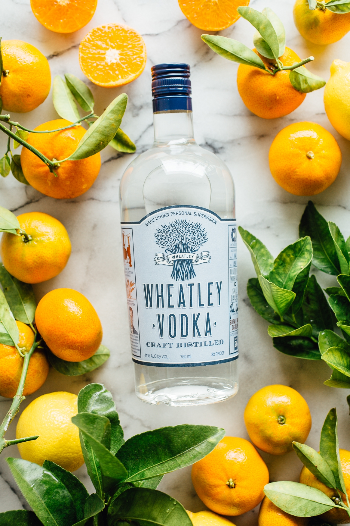 Wheatley Vodka with Citrus