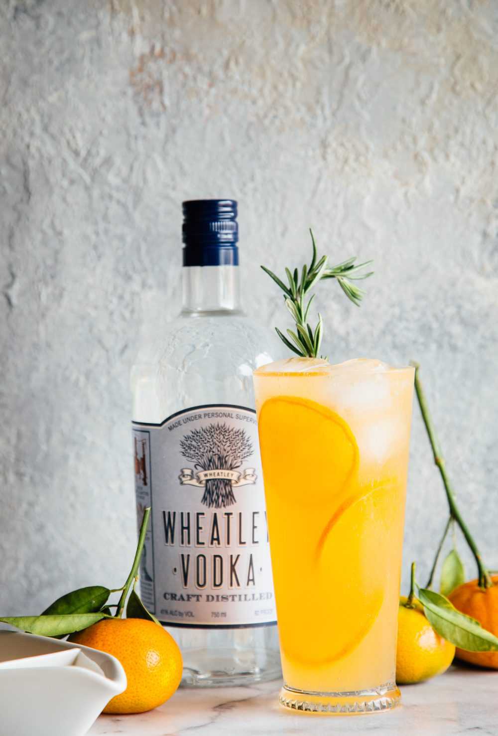 Vodka Citrus Sparkler Recipe