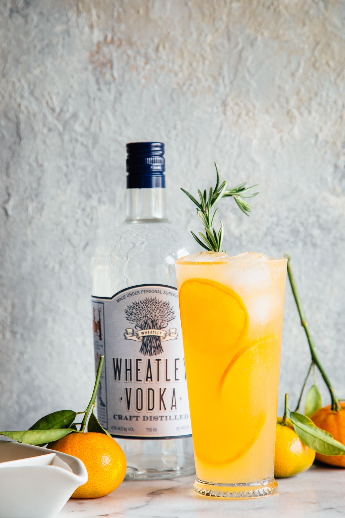 Vodka Citrus Sparkler Recipe