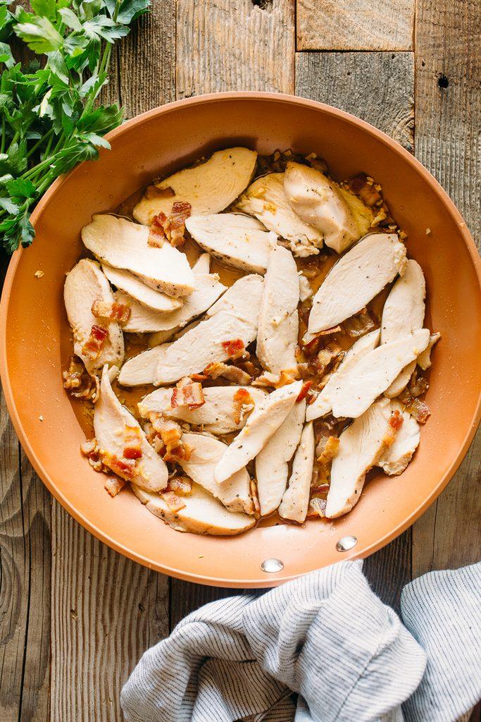 Warming Up Chicken