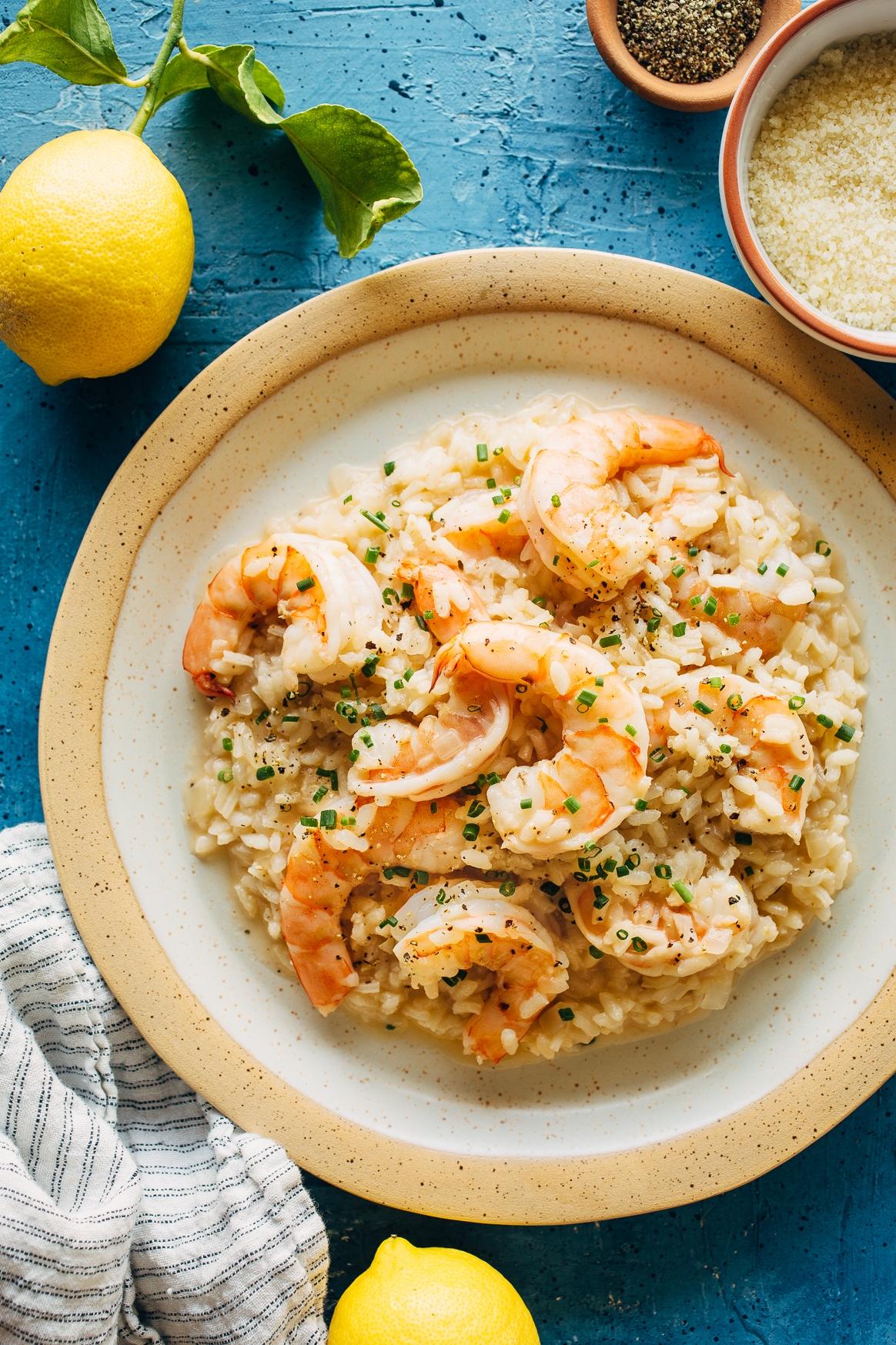 Shrimp Risotto Recipe